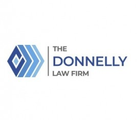 The Donnelly Law Firm logo