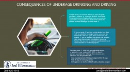 Consequences of Underage Drinking and Driving