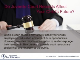 Do Juvenile Court Records Affect Your Child's Future?