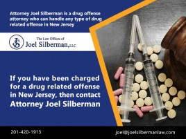 Drug Related Offense in New Jersey