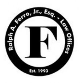 Logo Ralph A. Ferro, Jr., Esq. Law Office