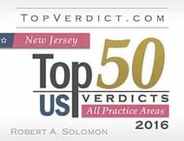 Top 50 US Verdicts 2016