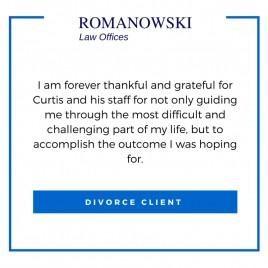 Romanowski Law Offices-Child Custody