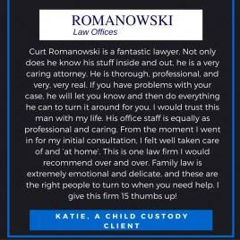 Romanowski Law Offices-Domestic Violence