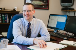 Attorney Lucas Griffin - Workers' Compensation