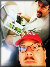 Funny Flight Photo
