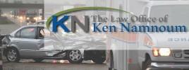 Banner for The Law Office of Kenneth P. Namnoum, Jr.