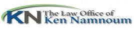 Logo for The Law Office of Kenneth P. Namnoum, Jr.