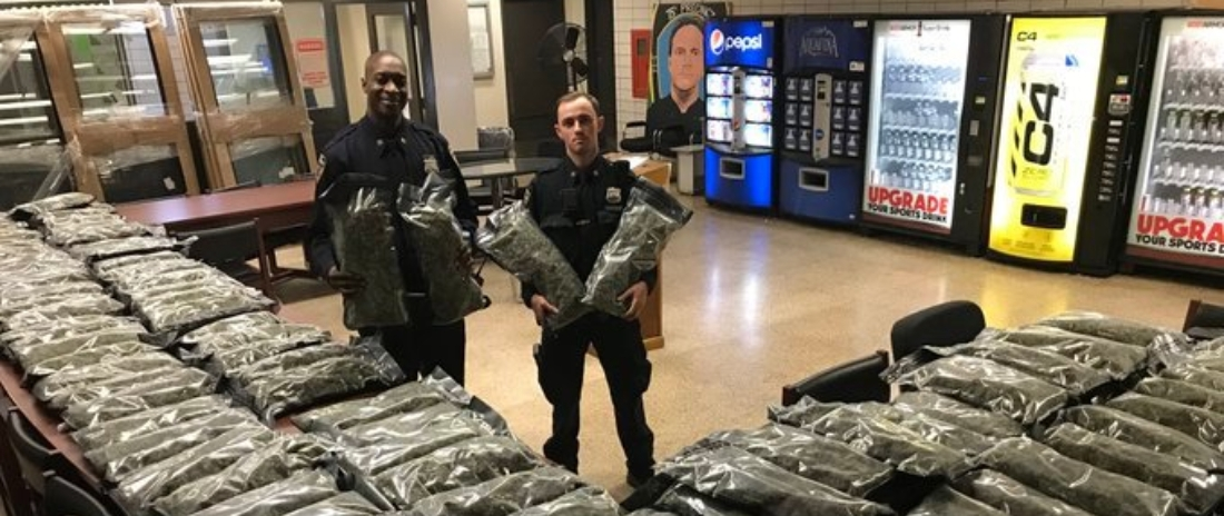 Cops say they seized 106 pounds of marijuana. They were wrong and seized something completely legal