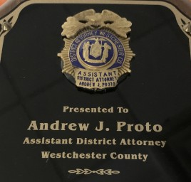 Andrew Proto - Former Assistant District Attorney