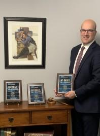 Andrew Proto - 10 Ten Family Law Lawyers Awards