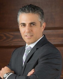 Alex Omrani