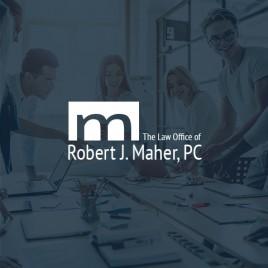 Law OFfice of Robert J. Maher, PC logo