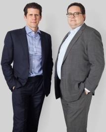Doug Lipsky and Chris Lowe
