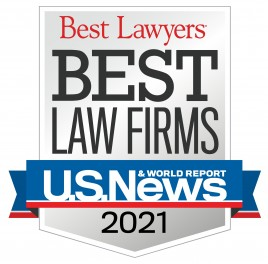 2021 best law firm