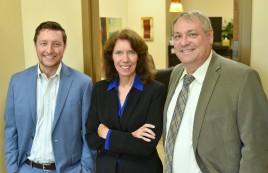 Attorneys Martha Ramsay, Scott Galiger & Brian Hunt