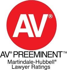 AV Square Badge