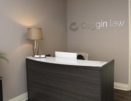 Coggin Law lobby