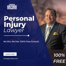 Louis W. Grande - Personal Injury Lawyer