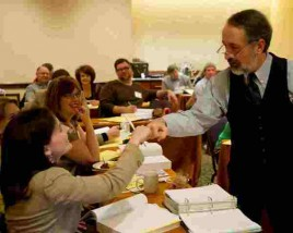 Larry Rice's Friends and Family Divorce Law Seminar