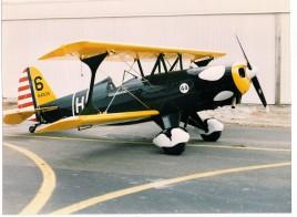 EAA Bi-plane