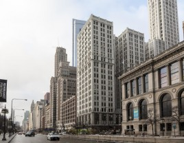 30 N. Michigan, Chicago and Cultural Center