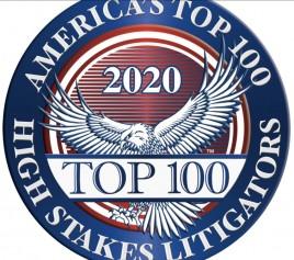 America's Top 100 High Stake Litigators