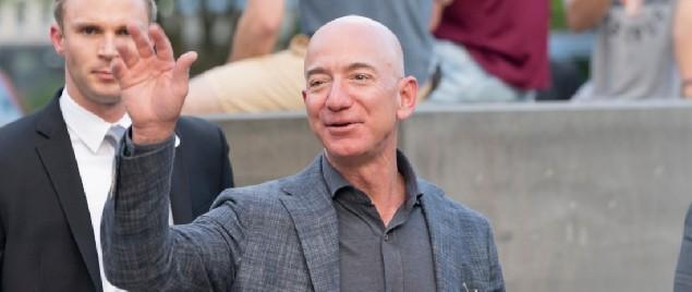Jeff Bezos Uncontested Divorce