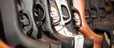Wife claims her husband spoke to demons, stockpiled guns. After 14 days, he got his guns back.