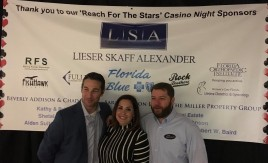 Sponsors Reach for the Star Casino Night in Tampa