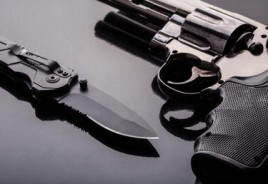 Houston Attorney for Weapons Charge
