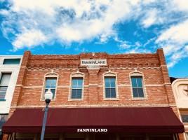 Fanninland Building - Myles Porter's Office