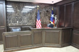 Firm Courtroom