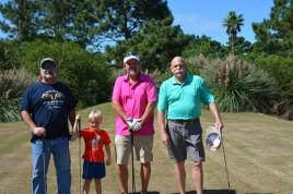 Brent W. Coon, Host of Lone Survivor Foundation Golf Benefit