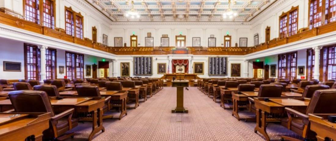Texas House Set to Vote to Decriminalize Marijuana