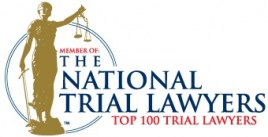 National Trial Lawyers Top 100 Trial Lawyers
