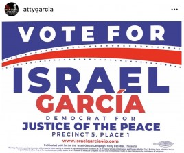 The most qualified Candidate for Justice of the Peace, Pct. 5, Pos. 1 in Houston, Harris County, Texas