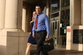 Leaving the Harris County Civil Court