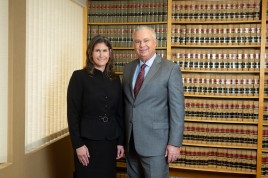 Attorney Robert S. Ernenwein & Attorney Michelle A. Mathes