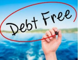 Let us show you how to be debt free!