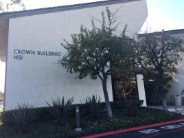 Newport Beach Office Exterior