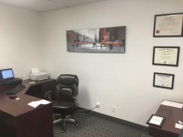 Newport Beach Office Interior