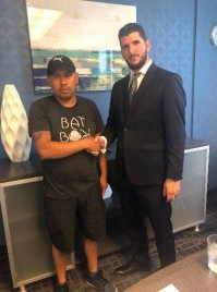 Another happy client who has reached a settlement with Belal Hamideh