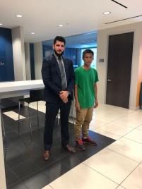 Belal Hamideh helps client reach settlement