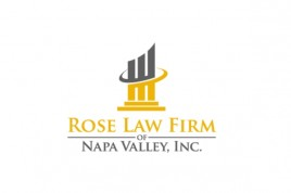 Rose Law Firm of Napa Valley Logo