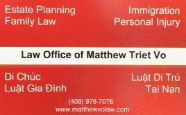 Business card - back side