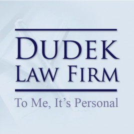 Logo for Dudek Law Firm APC