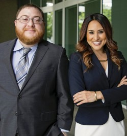 Partners Grant McCreary and Sabrina Tanamachi