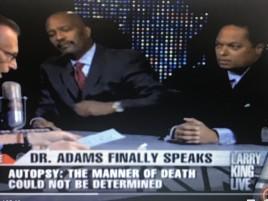 Larry King Live/CNN Rap Star Kanye West/Death Investigation Of Dr. Donda West