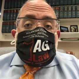 AG Law Mask